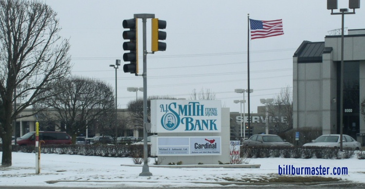 a j  smith federal savings bank