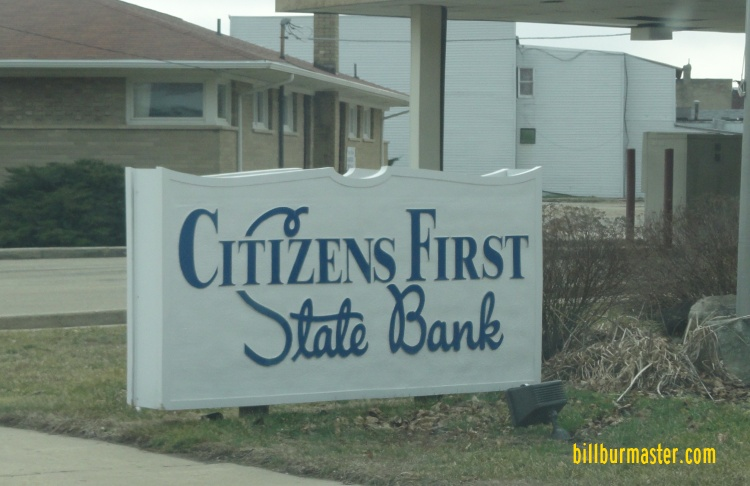 Citizens First State Bank of Walnut