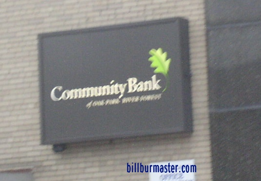 Community Bank Of Oark Park River Forest