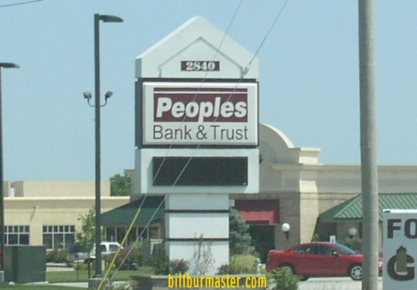 Peoples Bank Amp Trust
