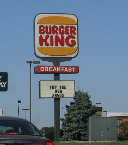 The Burger King At Veterans Parkway And Clearwater Avenue In Bloomington IL September 2004 June 2008 2010