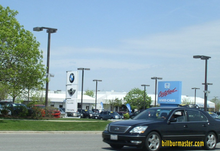 Bmw autos post for Schaumburg honda service coupons
