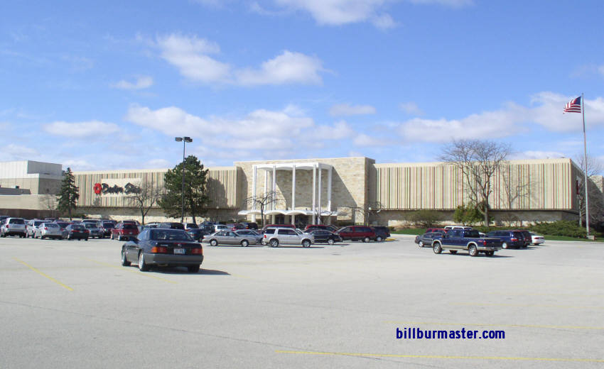 The Boston Store In Brookfield, WI. (April, 2007)