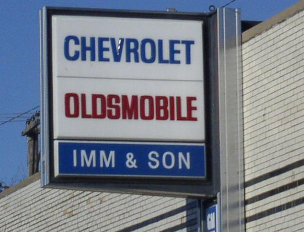 Matteson Auto Mall >> Oldsmobile
