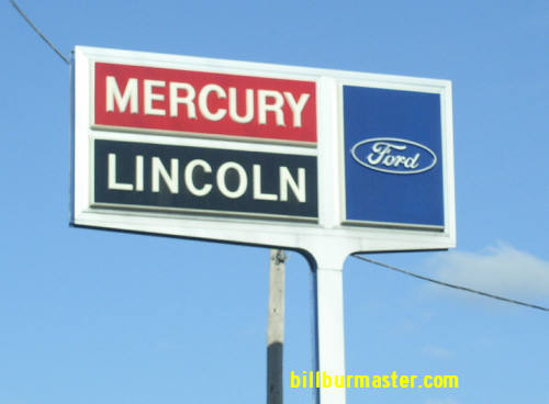 how to find mercury sign