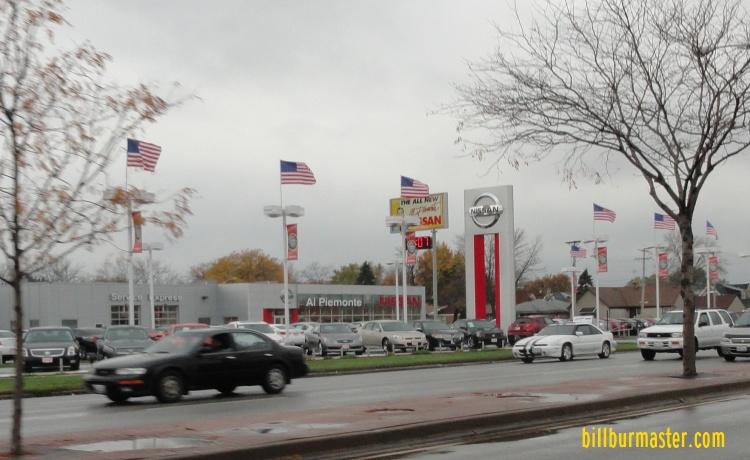 Matteson Auto Mall >> Nissan