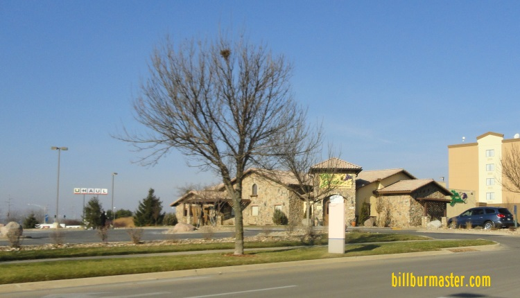 A Olive Garden In Coralville, IA. (December, 2013)