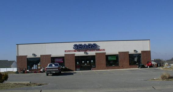 Sears Authorized Retail Dealer Store