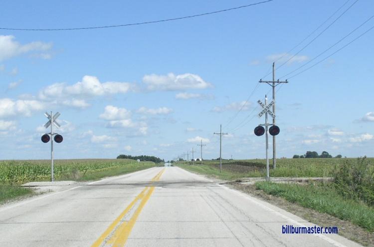 Kankakee, Beaverville, & Southern {Grade Crossing}