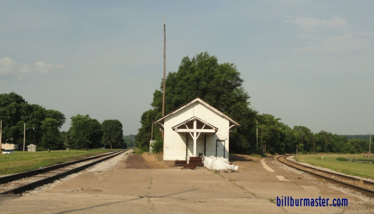 Iowa interstate stations for Bureau junction il