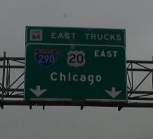 U S  Federal Route 20