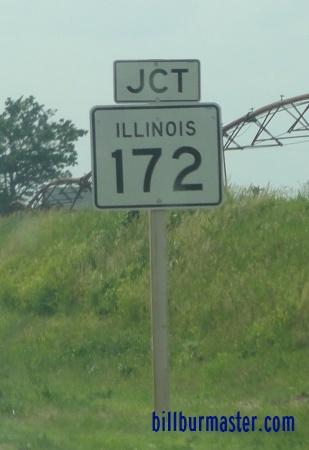 Illinois state route 172 bureau county for Bureau junction il