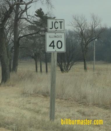 Illinois state route 40 bureau county for Bureau junction il