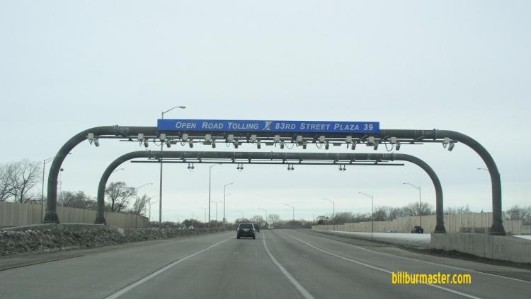 Interstate 294, Illinois Tri-State Tollway
