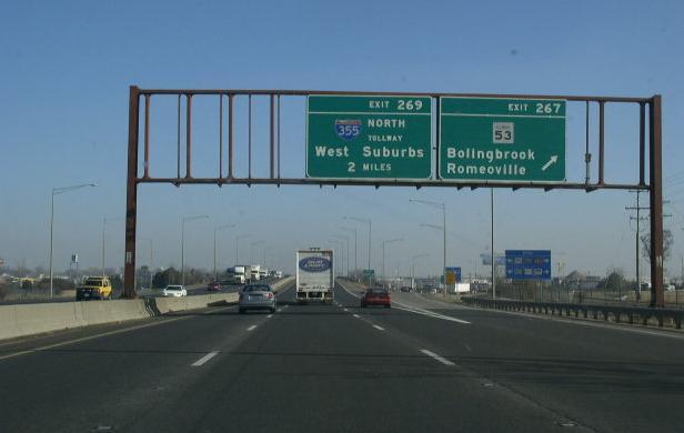 Interstate 55 illinois publicscrutiny Images