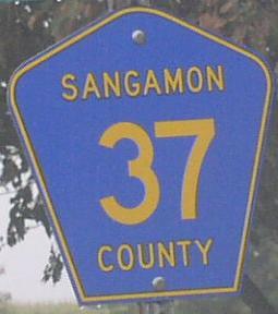 Sangamon County Highway 37
