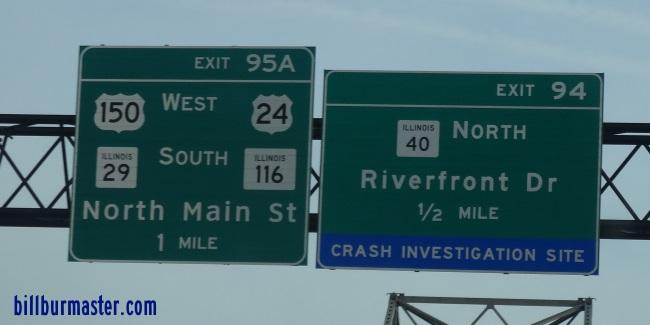 U S  Federal Route 24