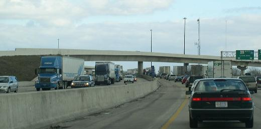 Interstate 94, Indiana