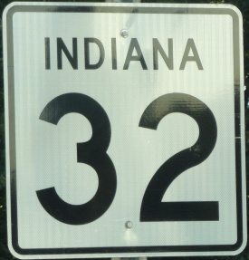 Indiana State Highways Indiana State Highway 32 | RM.