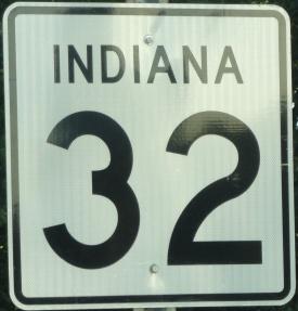 Indiana State Highways Indiana State Highway 32 | RM.