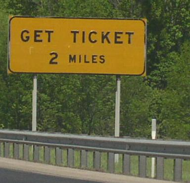 "Image result for ""Get ticket"" sign"