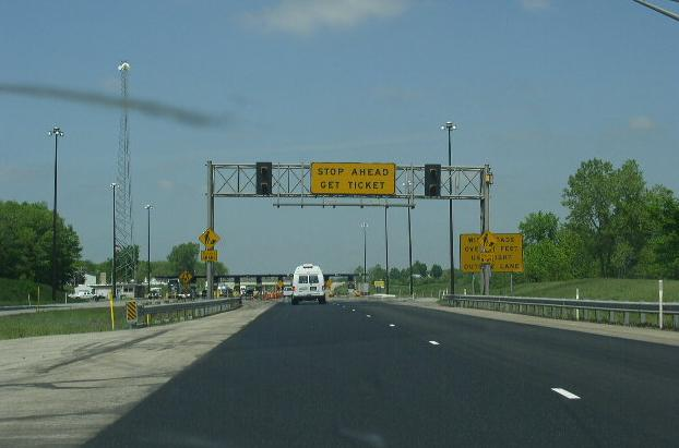 Indiana East-West Toll Road