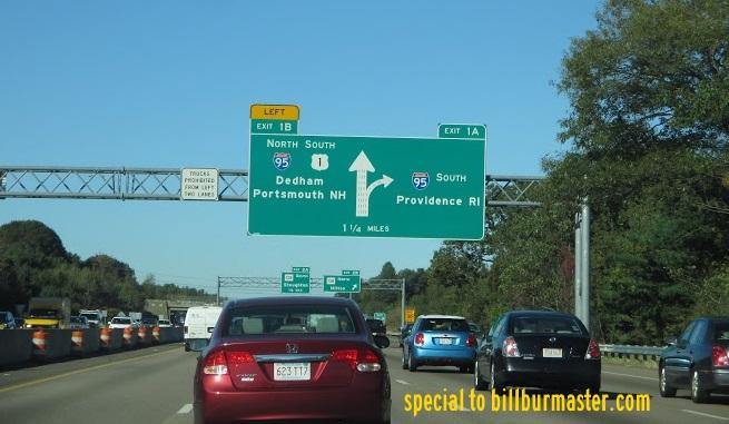 Interstate 93, Massachusetts