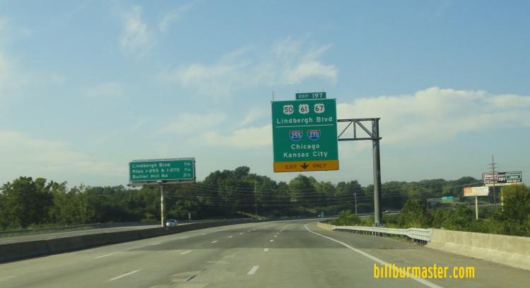 Interstate 55 missouri a bgs on sb i 55 publicscrutiny Images