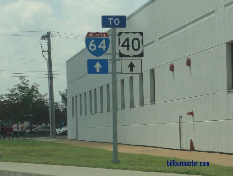 Interstate 64, Missouri