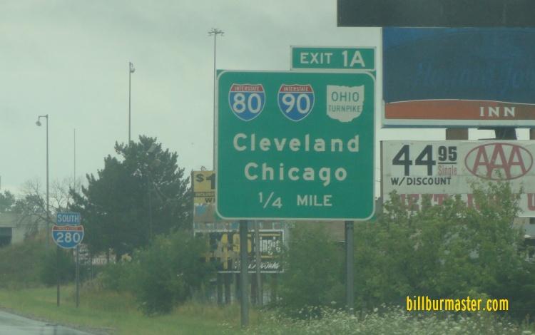 Interstate 280, Ohio
