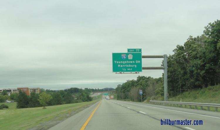 Interstate-Guide: Interstate 79