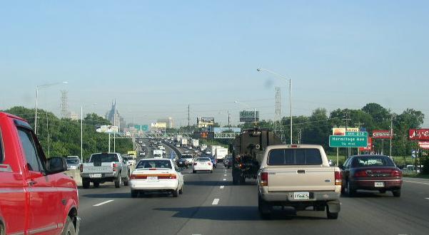 Interstate 24, Tennessee