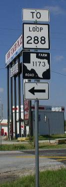 Texas State Loop 288, Denton County